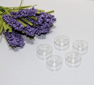 Шпульки универсальные пластиковые (Упаковка 5 шт)
