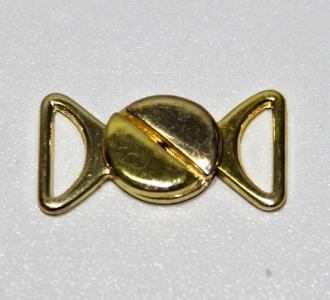 Застежка золото 12 мм